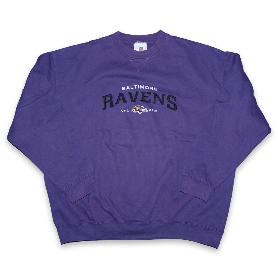 Vintage Baltimore Ravens Sweater XXL