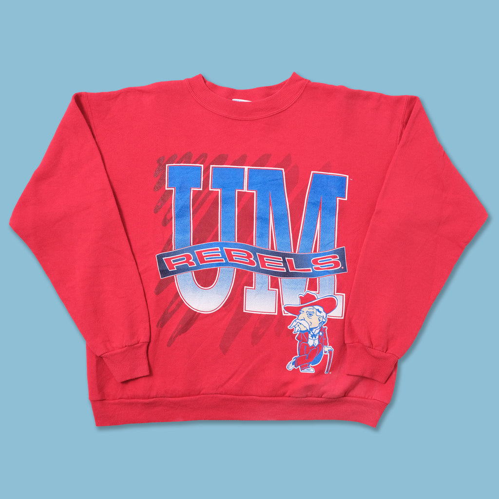 Vintage UM Rebels Sweater Medium