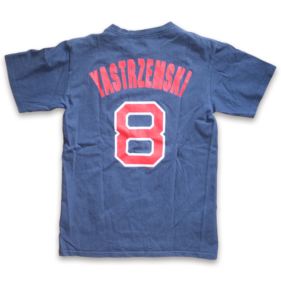 Boston Red Sox Yastrzemski T-Shirt Small