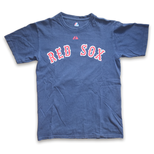 Boston Red Sox Yastrzemski T-Shirt Small - Double Double Vintage