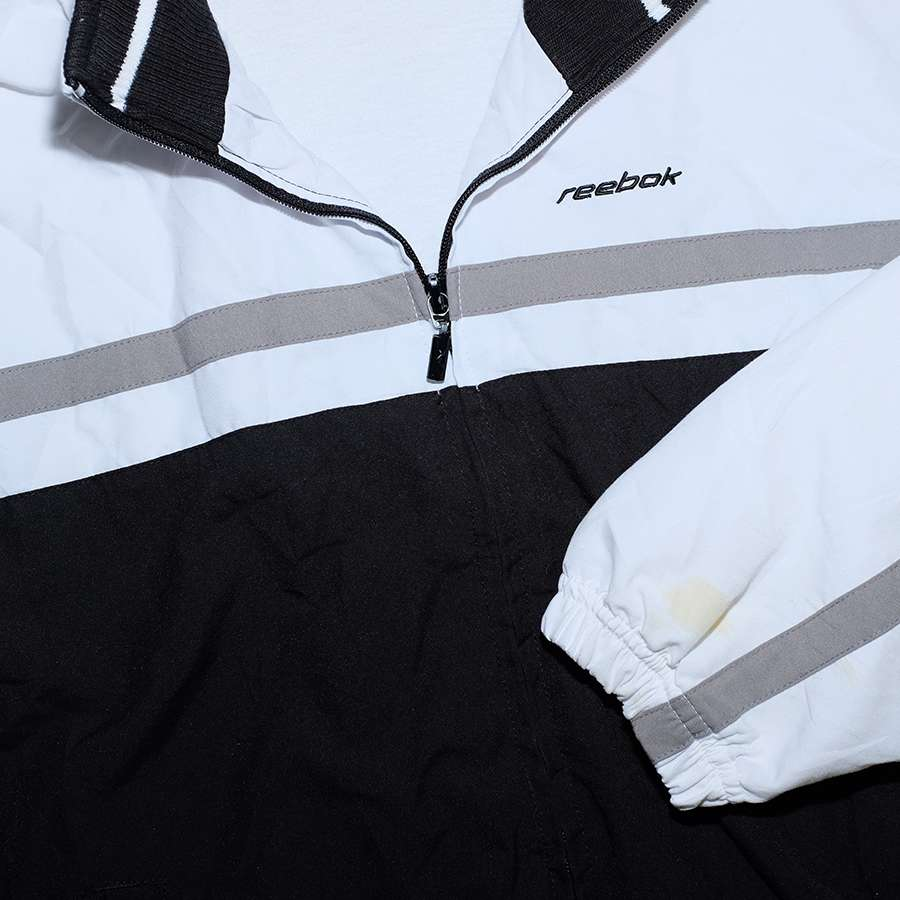 Vintage Reebok Track Jacket Small / Medium