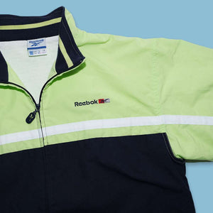 Vintage Reebok Track Jacket Medium / Large