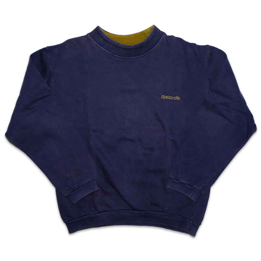 Vintage Reebok Sweater Small