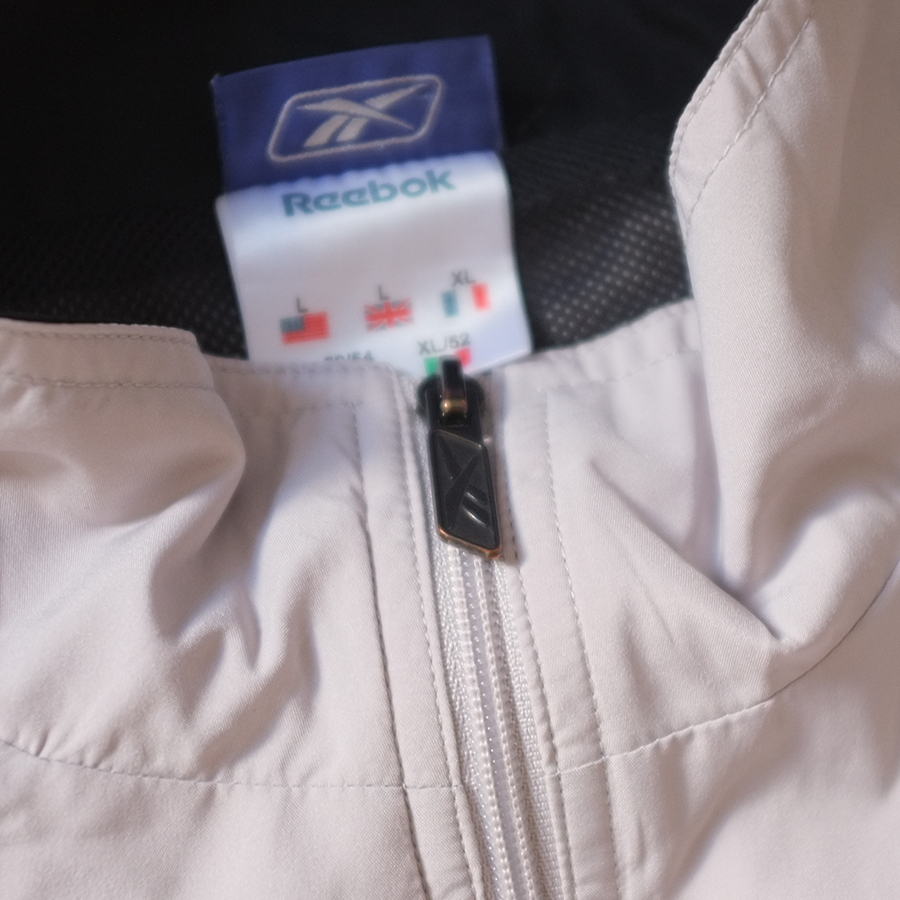 Vintage Reebok Trackjacket with Chest Logo