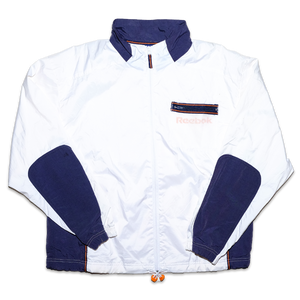 Vintage Reebok Trackjacket Small - Double Double Vintage