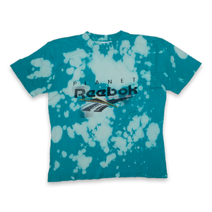 Vintage Planet Reebok Bleach T-Shirt