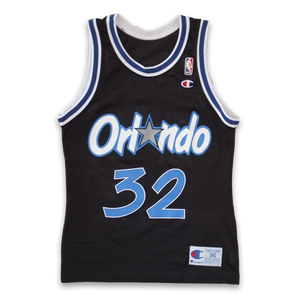 Champion Shaq Orlando Magic Jersey Small / Medium