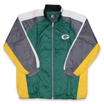 Vintage Starter Greenbay Packers Jacket XLarge