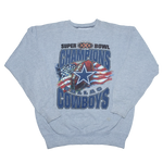 Vintage Starter Super Bowl Sweatshirt Medium / Large