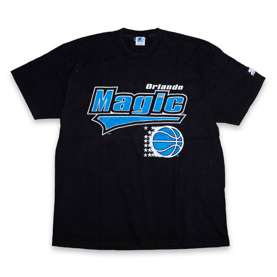 Vintage Starter Basketball Orlando Magic NBA T-Shirt / Made in USA