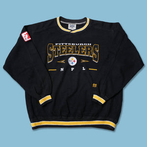 Vintage Pittsburgh Steelers Sweater Large
