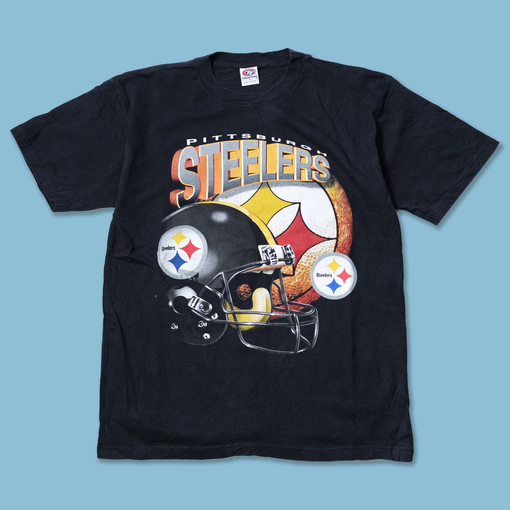 Vintage Pittsburgh Steelers T-Shirt Large