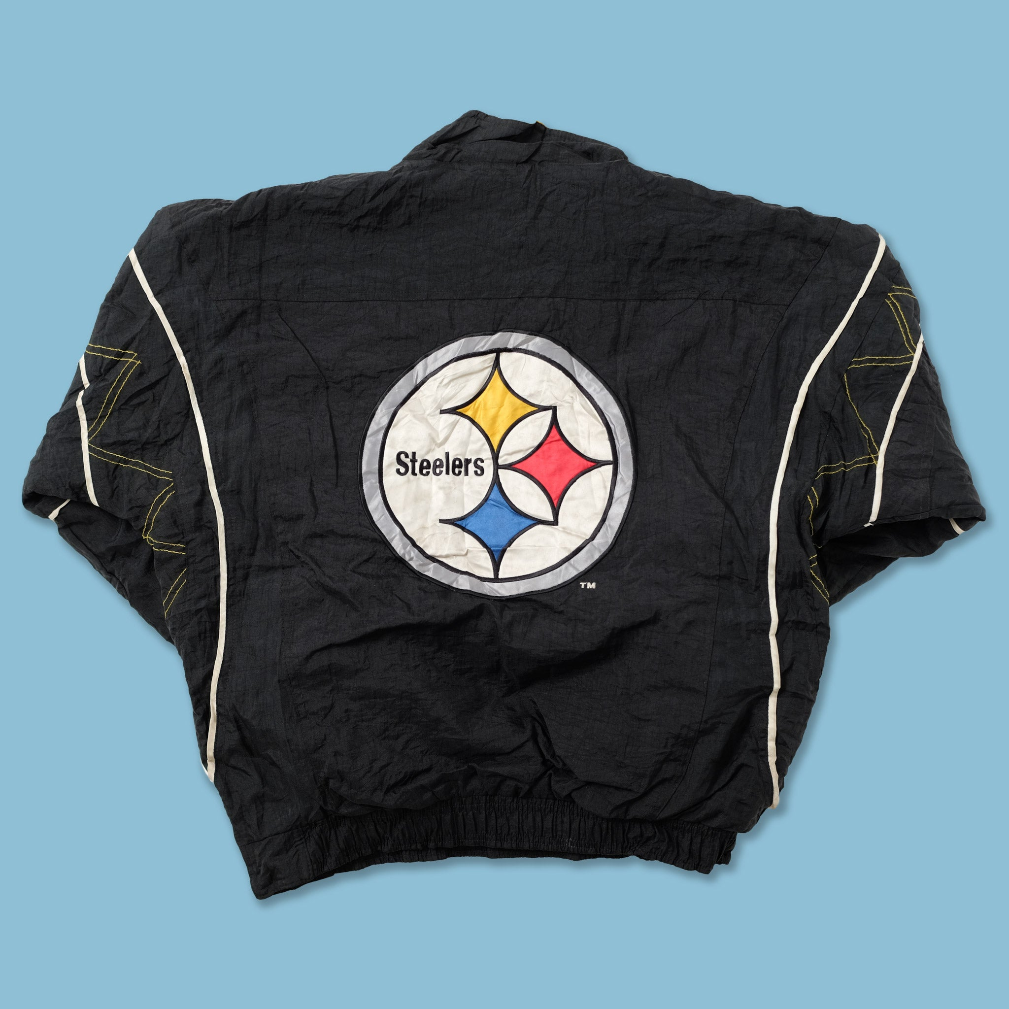 Vintage Starter Pittsburgh Steelers Anorak Small