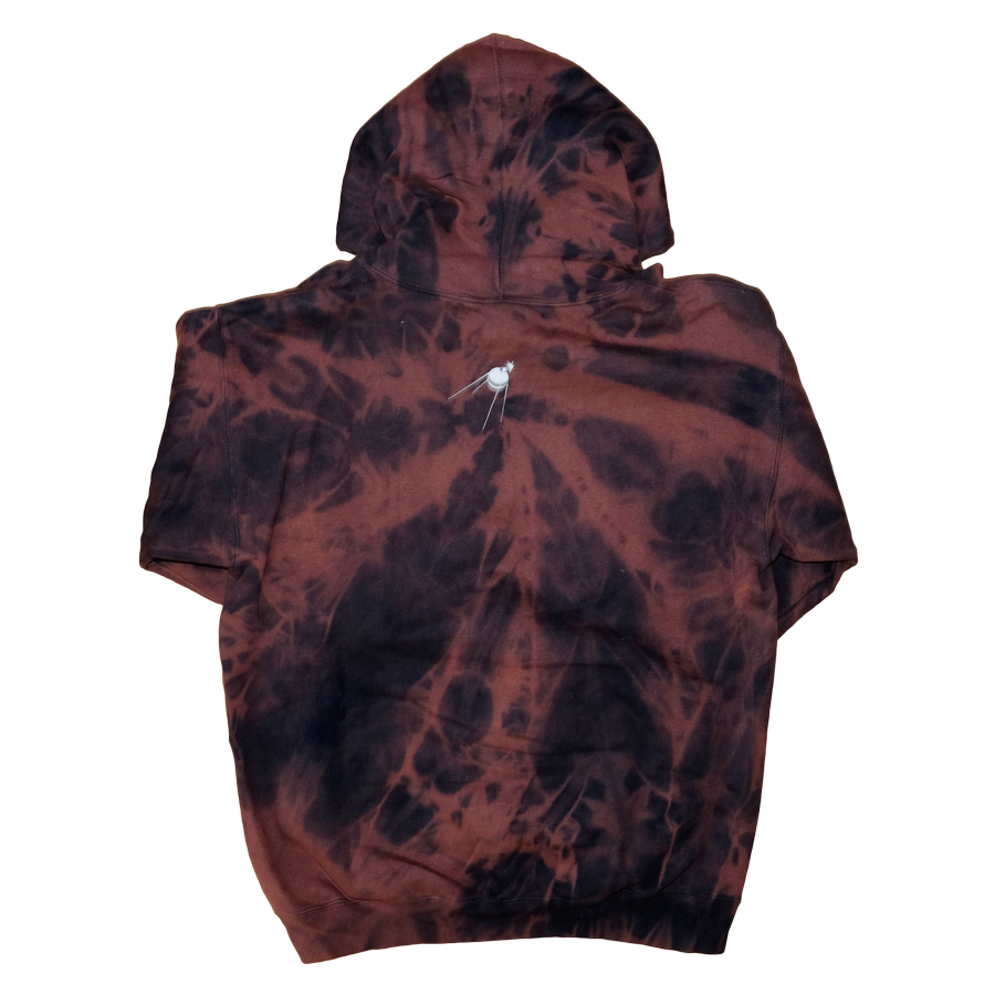 The Hundreds Astronaut Hoody Bleach Large