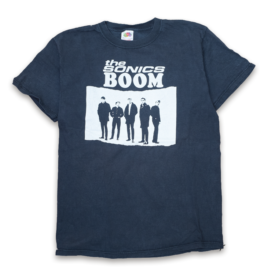 The Sonics Boom T-Shirt Medium - Double Double Vintage