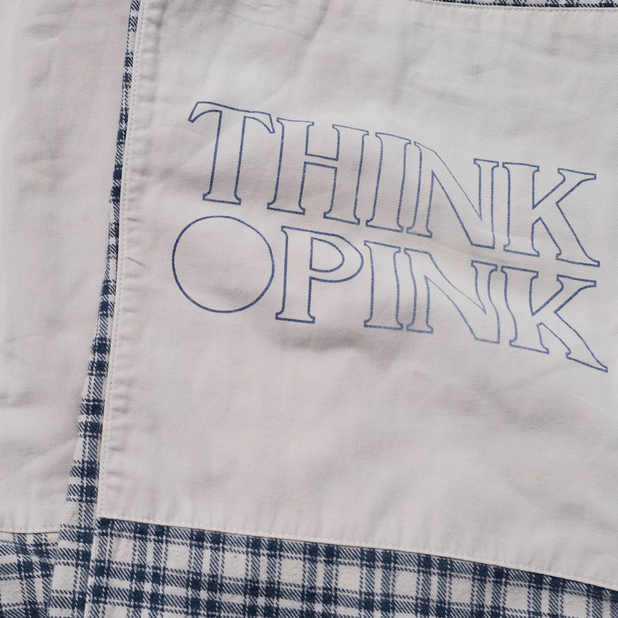 Vintage Think Pink Pants Small