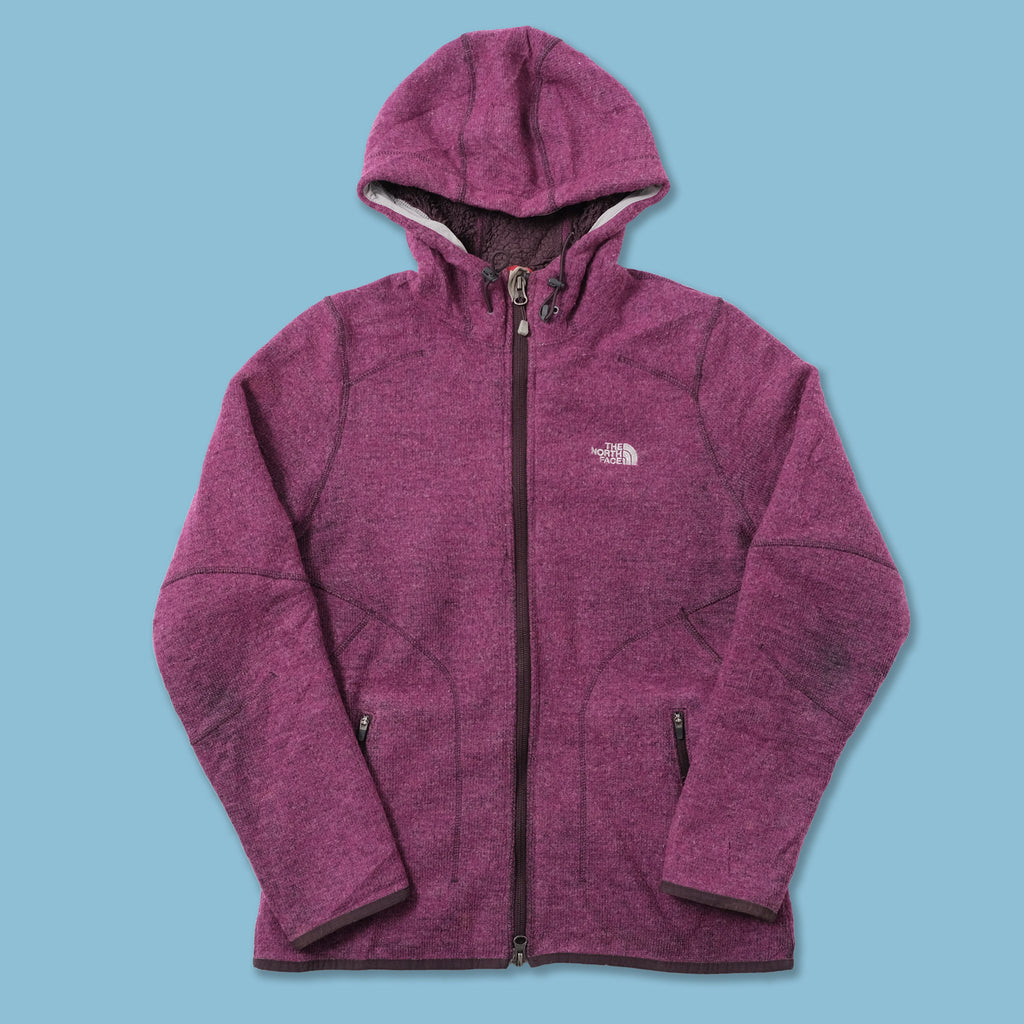 Vintage The North Face Women's Fleece Jacket Medium