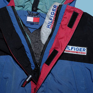 Vintage Tommy Hilfiger Athletic Gear Outdoour Jacket Large