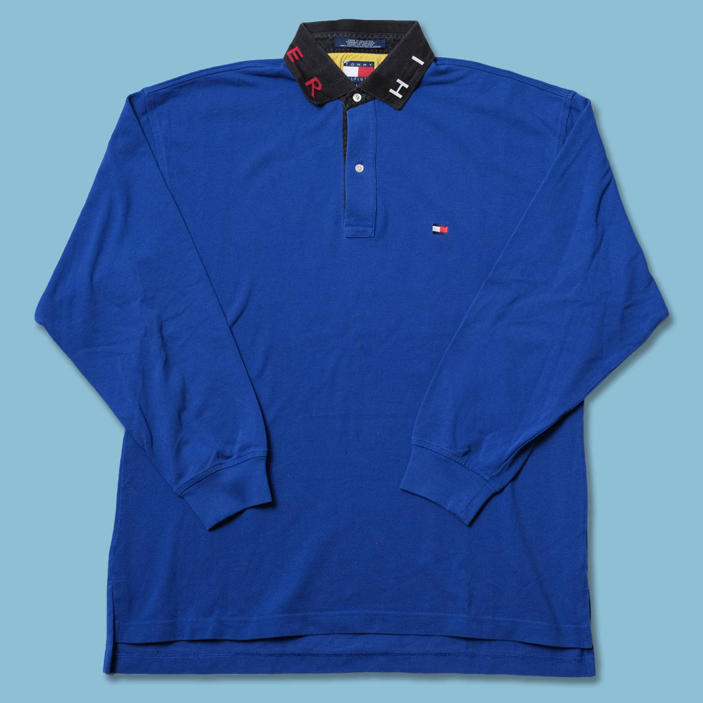 Vintage Tommy Hilfiger Long Polo XLarge