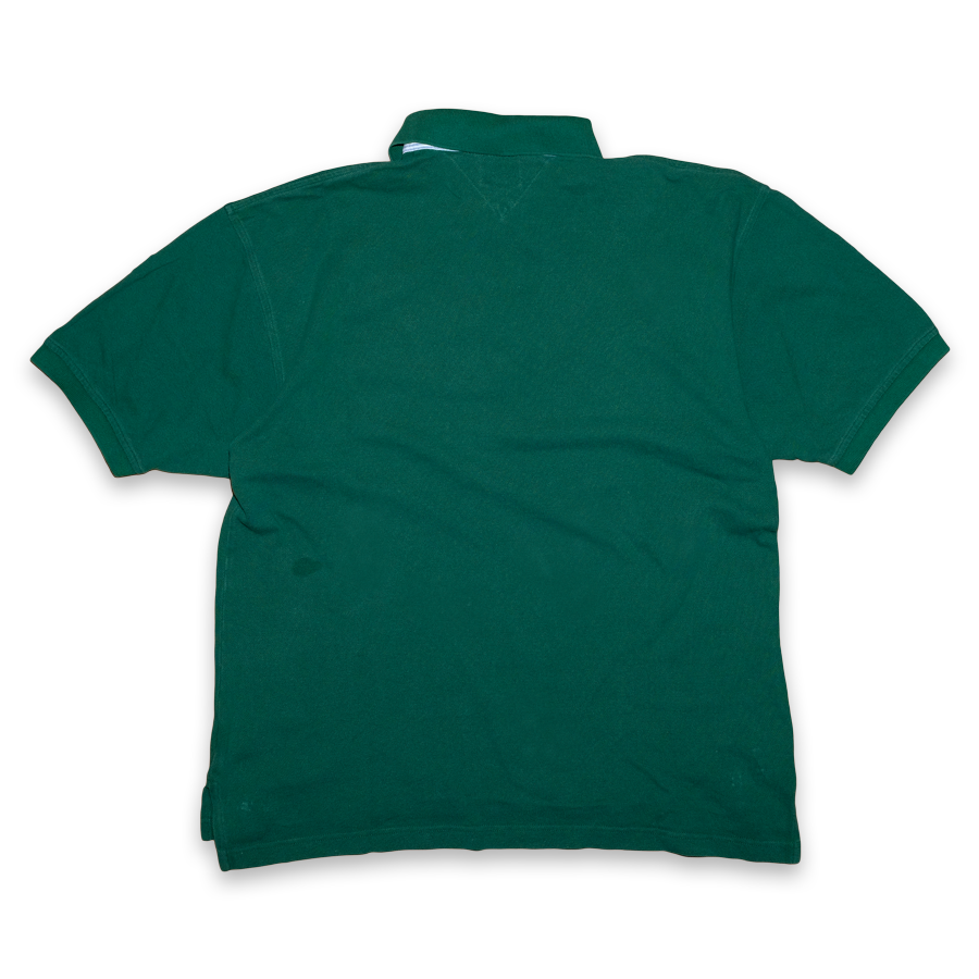 Vintage Tommy Hilfiger Poloshirt Green