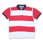Tommy Hilfiger Striped Polo XXLarge