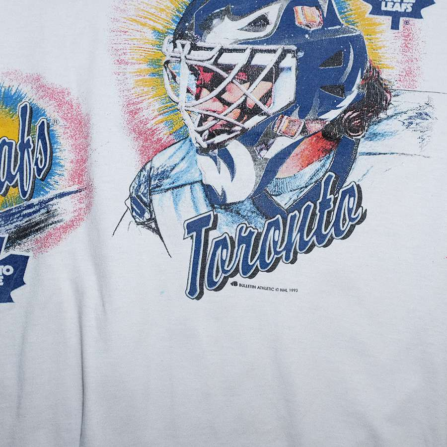 Vintage 1993 Toronto Maple Leafs T-Shirt XS / Small