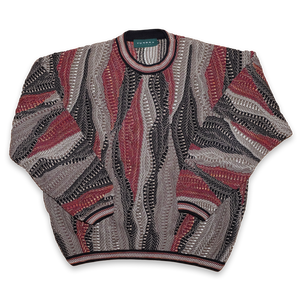 Vintage Tundra Sweater / made in Canada
