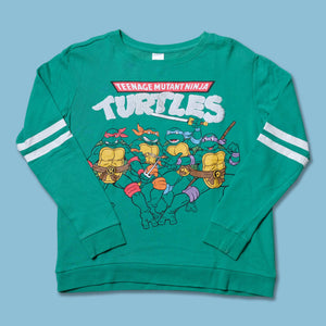 Teenage Mutant Ninja Turtles Sweater Large