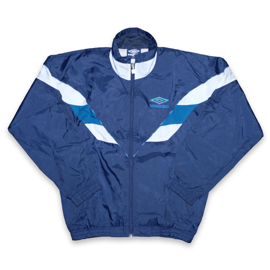 Vintage Umbro Track Jacket Medium