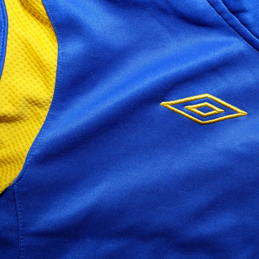 Vintage Umbro Half Zip Medium