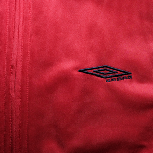 Vintage Umbro Trackjacket Large