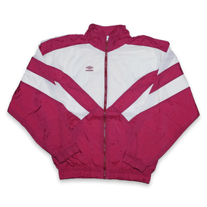 Vintage Umbro Track Jacket Small