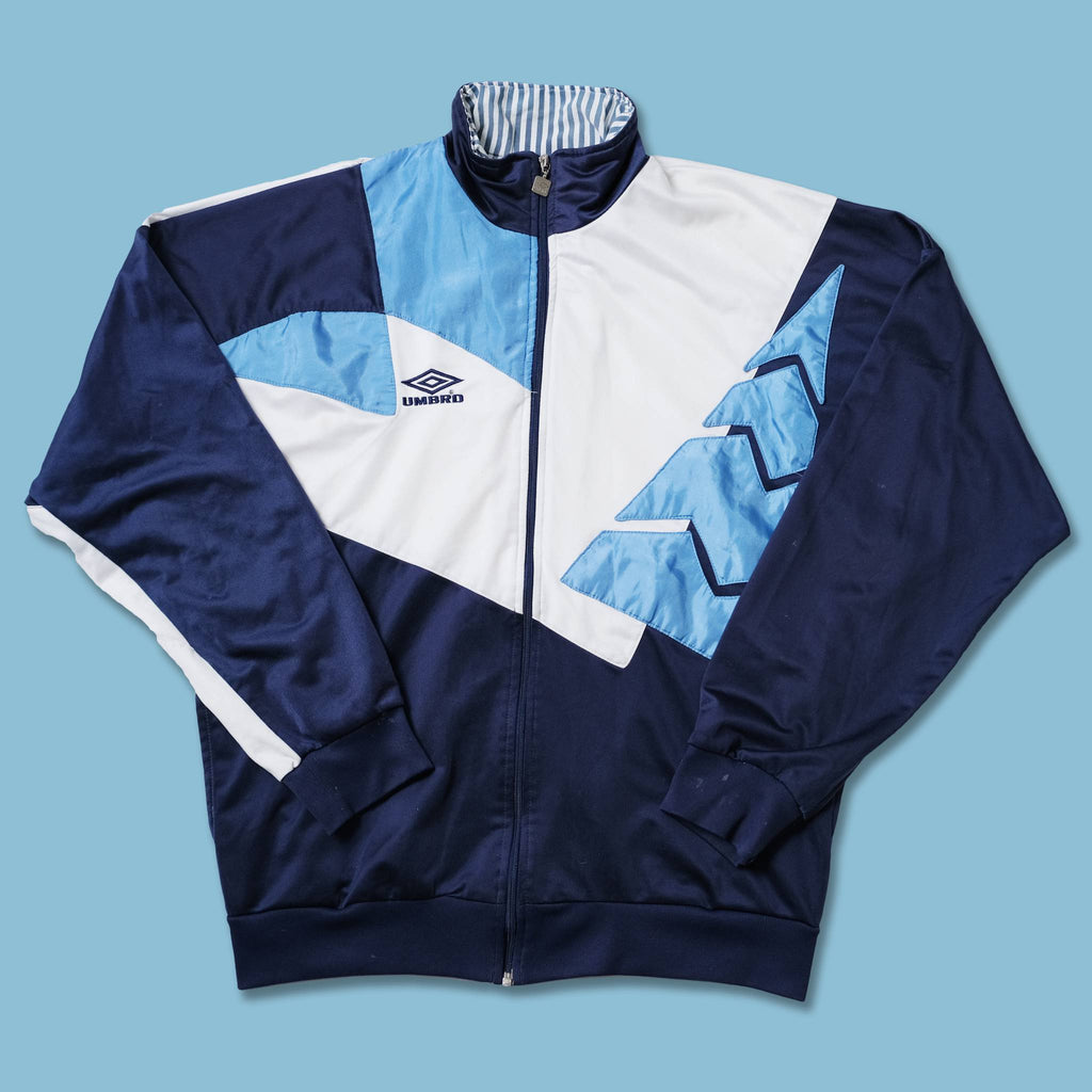 Vintage Umbro Track Jacket Large
