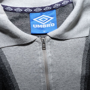 Vintage Umbro Q-Zip Sweater Medium