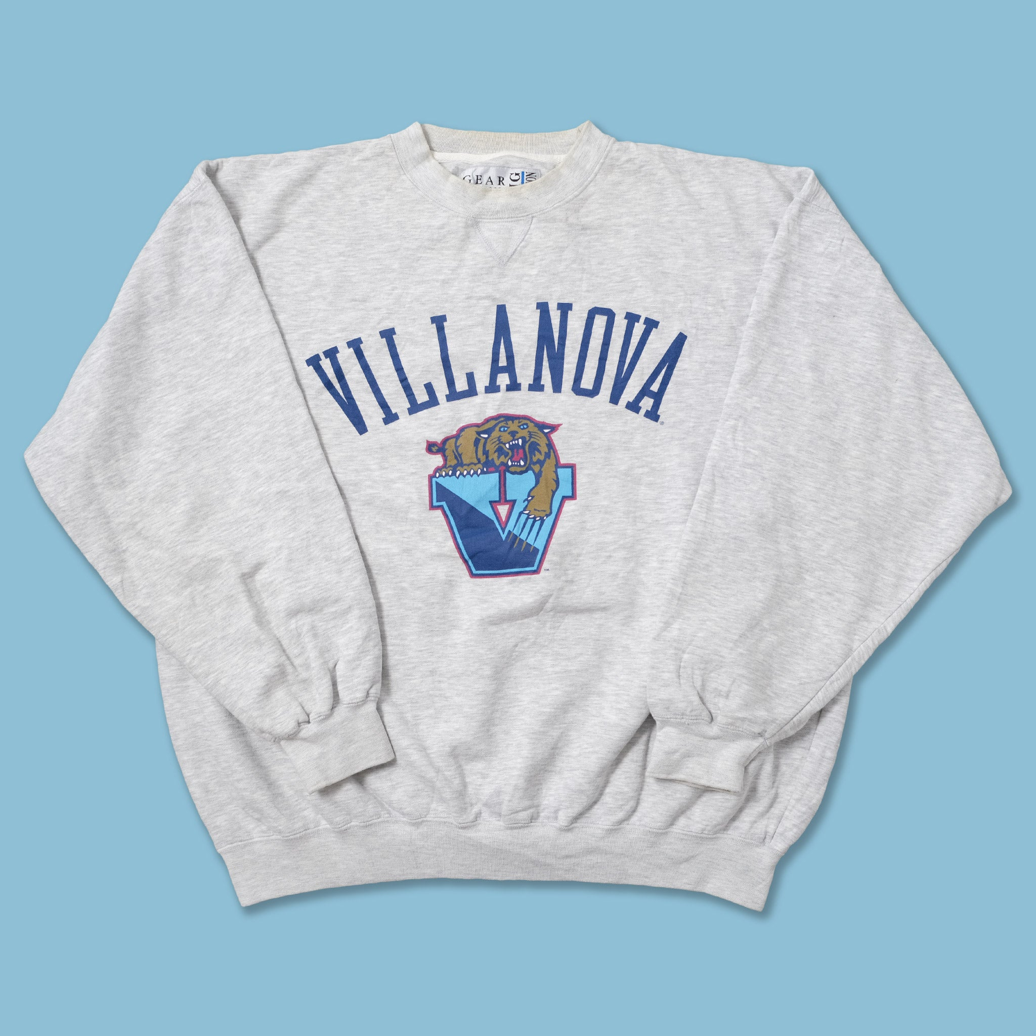 Vintage Villanova Sweater Large / XLarge