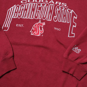 Vintage Washington State Cougars Sweater Large