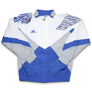 Vintage University of Kentucky Track Jacket Medium