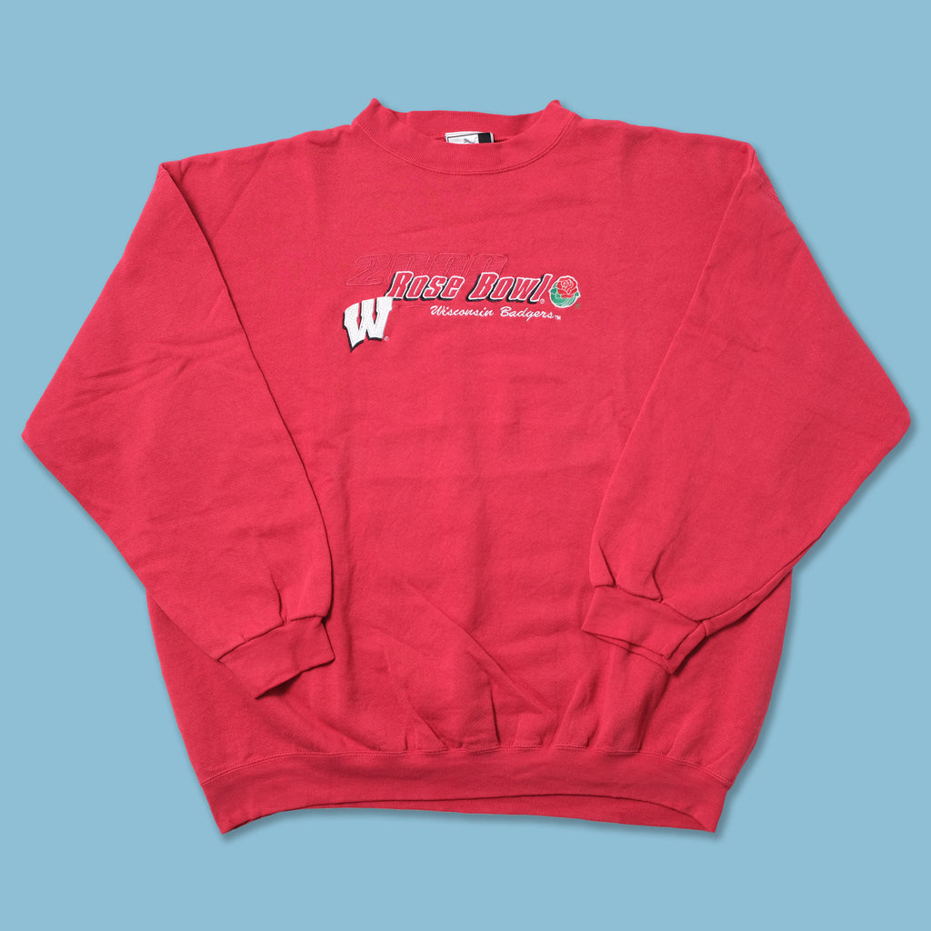 Vintage 2000 Wisconsin Badgers Sweater Large
