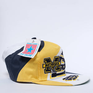 Vintage Michigan Wolverines Snapback