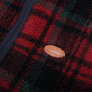 Vintage Woolrich Fleece Jacket Medium - Double Double Vintage