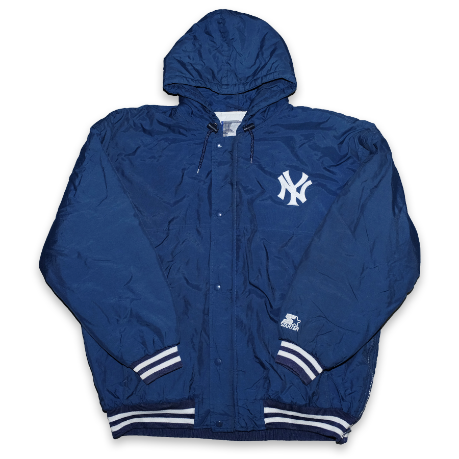 Vintage Starter New York Yankees Jacket XLarge