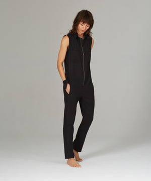 JUMPSUIT- black