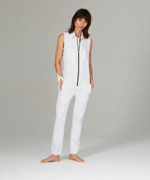 JUMPSUIT- white