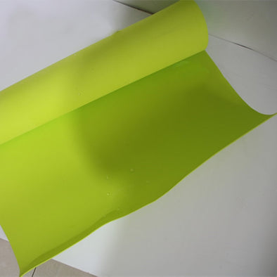 1.5mm Lemon Green Eva foam sheet cosplay children school Size 50cm*200cm, 19in x 78in