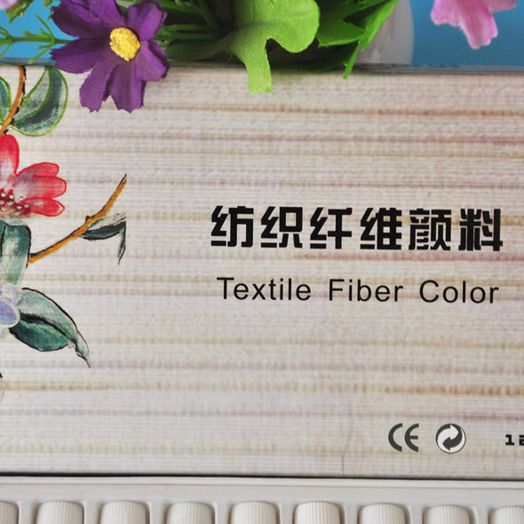 12colors 12ml Textile Fabric Paints set Cloth painting Acrylic Paint Drawing Art Set - Cosplay Infinity
