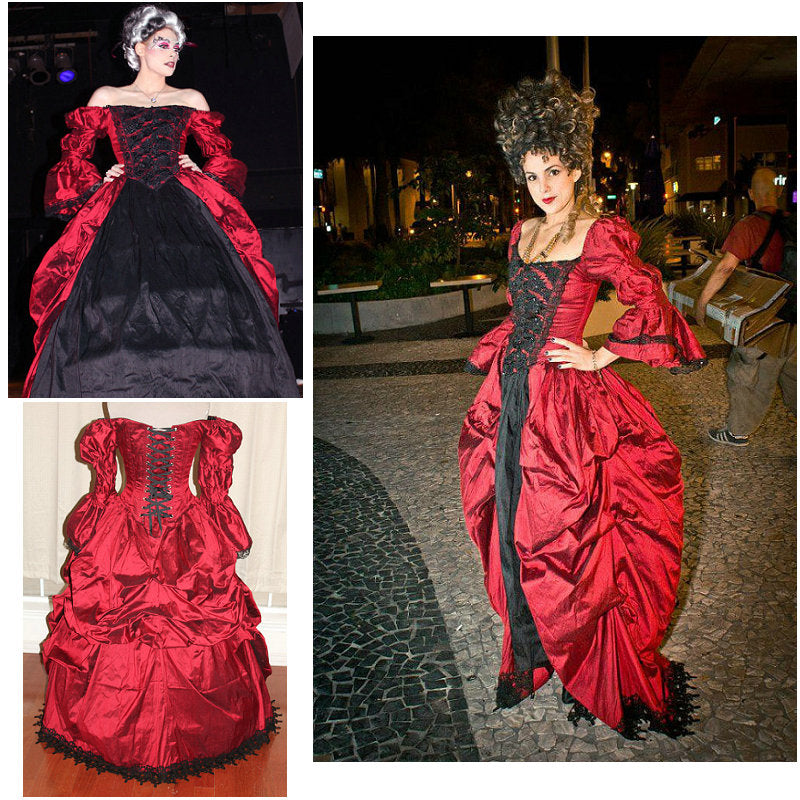 1860s Victorian Corset Gothic/Civil War Southern Belle Ball Gown ...