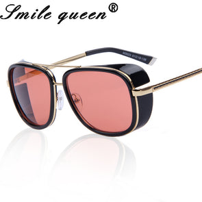 Fashion IRON MAN 3 Matsuda TONY Steampunk Sunglasses - Cosplay Infinity