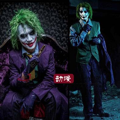 batman the dark knight joker costume custom made cosplay infinity