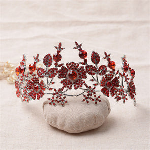 New Fashion Bridal Tiaras and Crowns Full Crystal Rhinestone - Cosplay Infinity