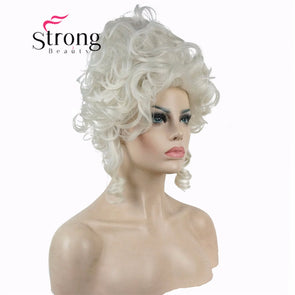 Marie Antoinette Wig Women Synthetic Cosplay Hair Wigs - Cosplay Infinity